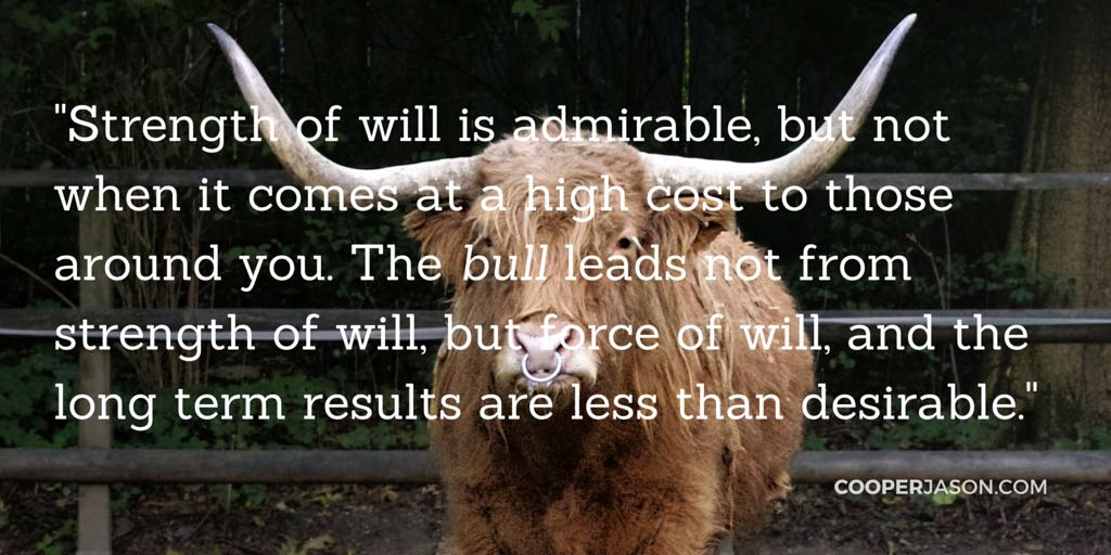 """Leadership Strength: How To Confront A """"Bullish"""" Leader"""
